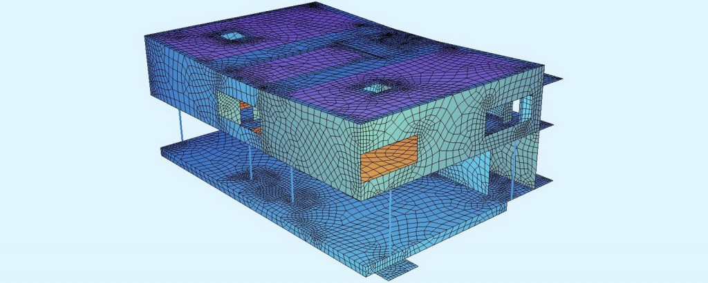 Grundlagen und Anwendungen der 2D/3D-Finite Elemente-Modellierung im Massivbau