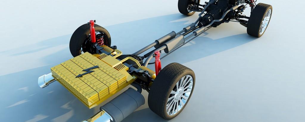 Hochvolt Lithium-Ionen Batterien für Elektrofahrzeuge