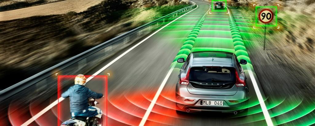 Fahrzeugsicherheit und Car2X-Kommunikation