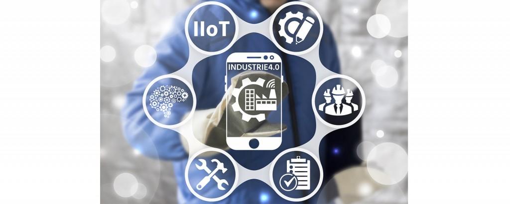 Industrie 4.0 reflektiert