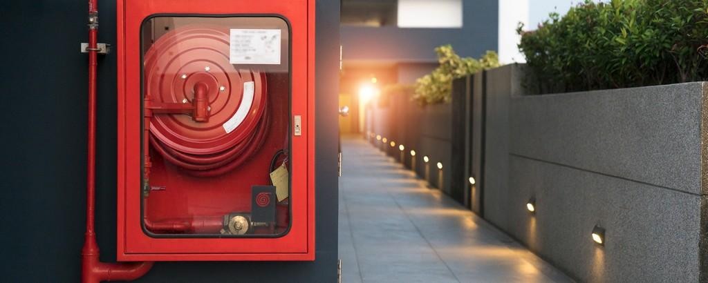 Brandschutz im Immobilienbestand