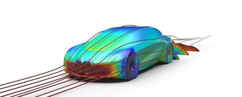 Fahrzeugaerodynamik – Grundlagen, Strömungsmechanik, Aeroakustik