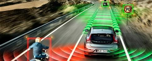 Vernetzte Fahrzeuge und Fahrerassistenzsysteme (ADAS)