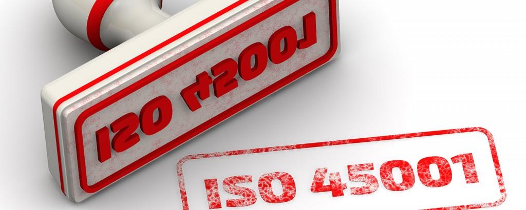 Arbeitsschutzmanagementsystem nach der neuen ISO 45001