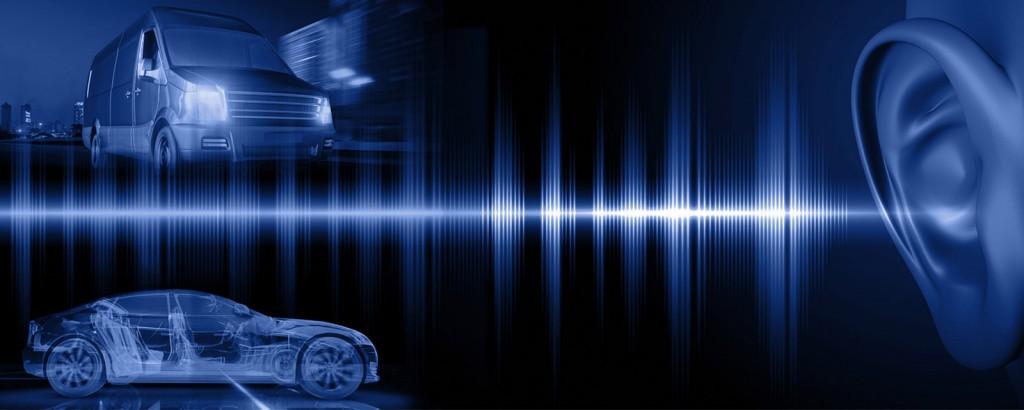 Fahrzeugakustik – NVH von PKW und Nutzfahrzeugen