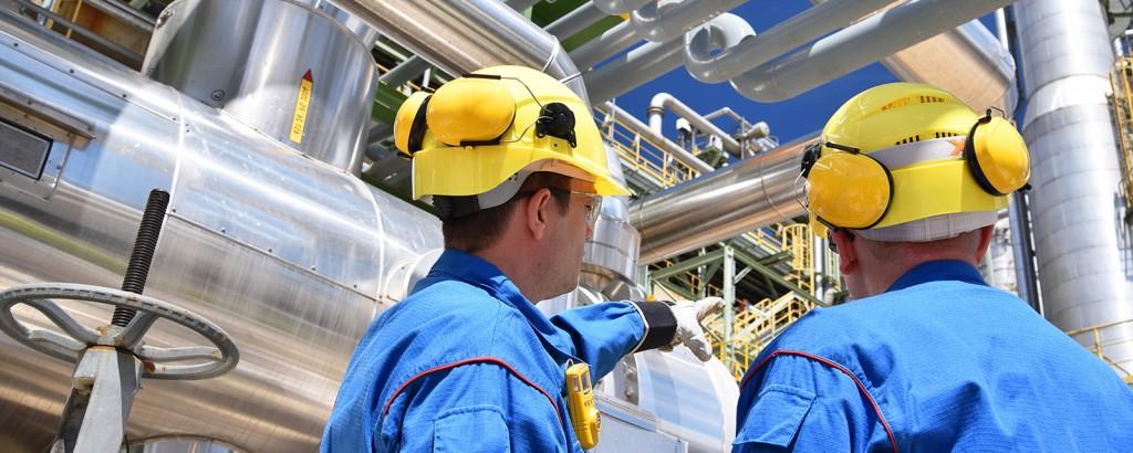Korrosionsschutz mit Fluorpolymeren im Anlagenbau
