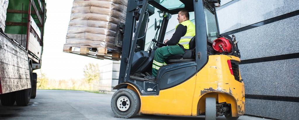 Fachübergreifende Fortbildung Arbeitssicherheit bei innerbetrieblichem Transport und Ladevorgängen
