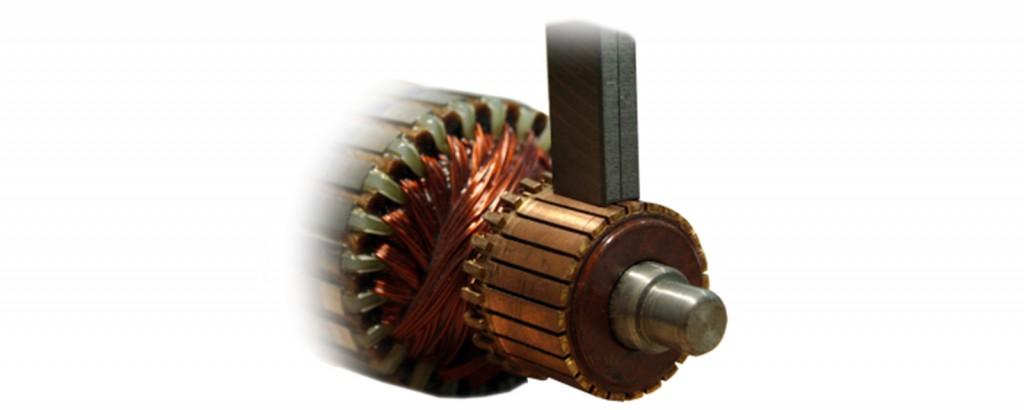 Kommutatormotoren, Gleichstrommotoren kleiner Leistung