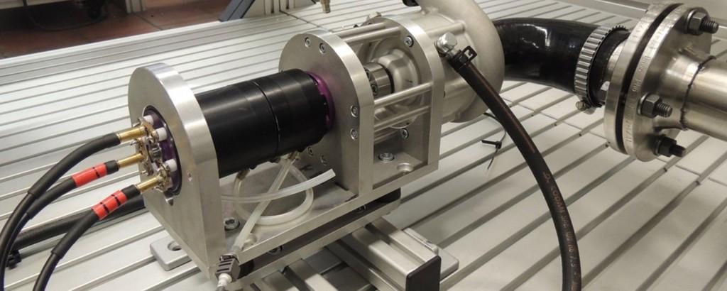 Aufladung von Verbrennungsmotoren und Brennstoffzellen