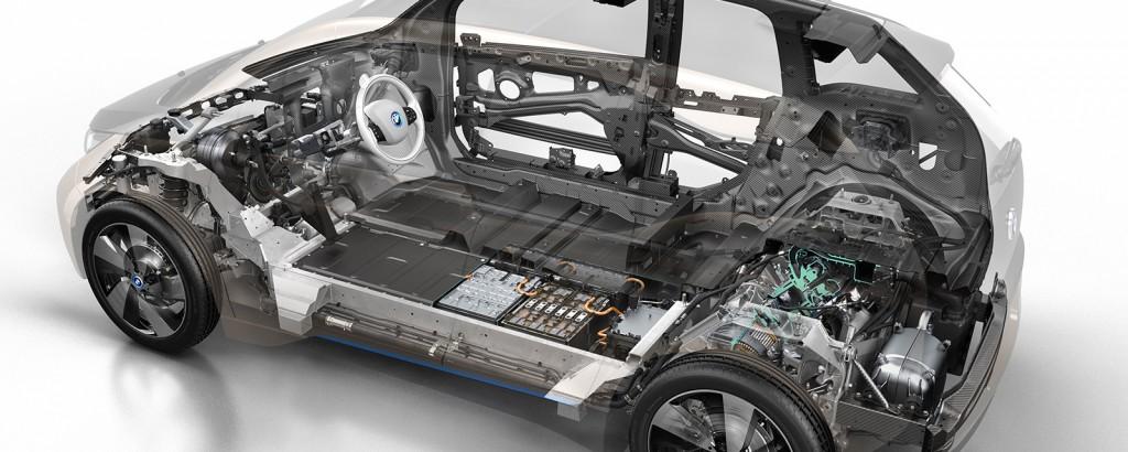 Elektrisches Fahren - Komponenten und Systeme