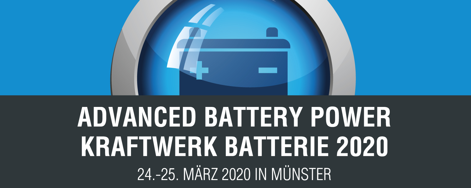 Advanced Battery Power – Kraftwerk Batterie 2020