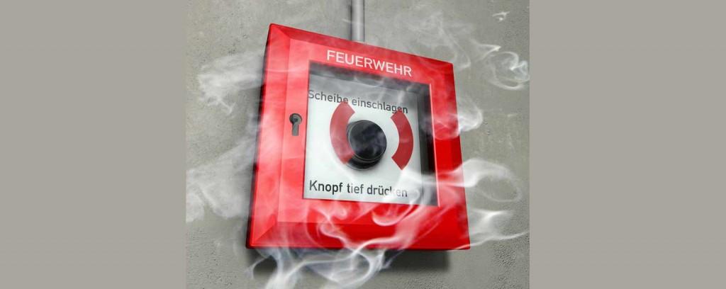 Asbesthaltige Brandschutz-Einrichtungen