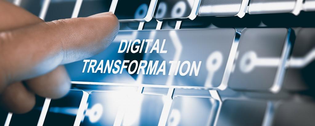 Digitalisierung von Unternehmensprozessen