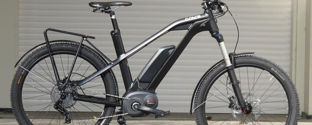 Elektrofahrräder (Pedelec und E-Bikes)