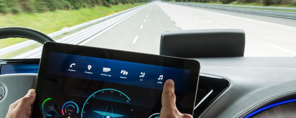 Autonomes Fahren und Unfallvermeidung