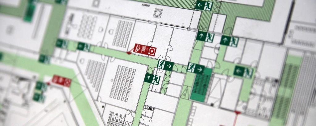 DIN ISO 23601:2010-12 neue Anforderungen an Flucht- und Rettungspläne