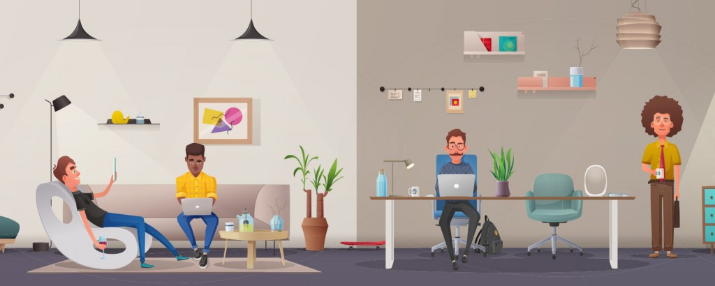 New Work – Moderne Arbeitswelt