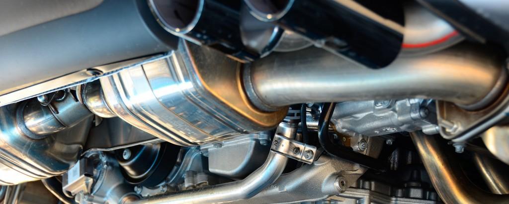 Abgasemissionen - Techniken zur Reduktion beim Kraftfahrzeug