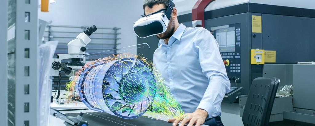 Augmented und Virtual Reality im industriellen Einsatz