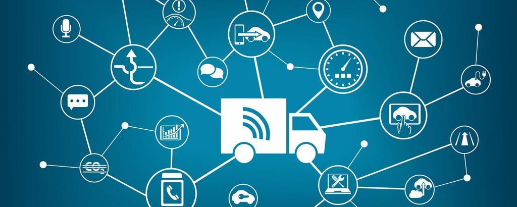 Optimierung logistischer Prozesse durch das Internet of Things (IoT)