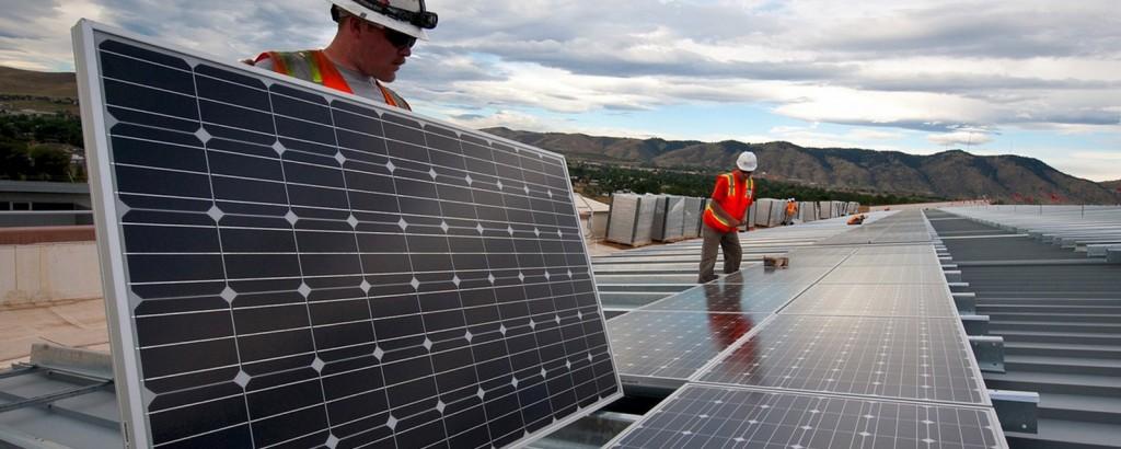Norm- und fachgerechte Planung, Bau und Installation von netzgekoppelten Photovoltaikanlagen